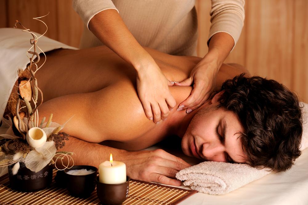soin beauté homme, massage homme