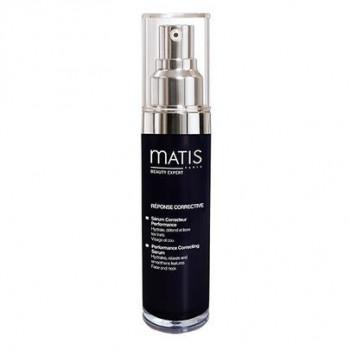 Sérum correcteur performance Matis 30 ml + en cadeau une jolie trousse offerte.