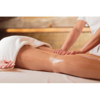 Massage solo relaxant aux huiles essentielles parfumées 60 minutes
