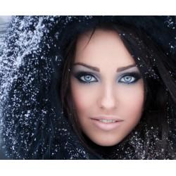 Maquillage permanent eye liner supérieur et inférieur fin