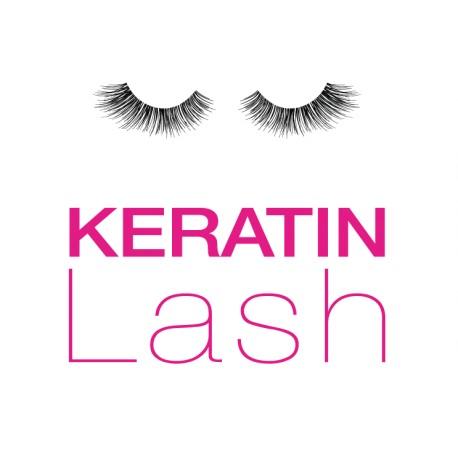 Kératin lash + réhaussement de cils