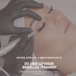Maquillage permanent eye liner inférieur ou supérieur fin