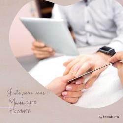 Manucure brésilienne, soin des mains 30 minutes