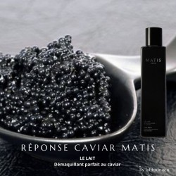 Le Lait au caviar nettoyant et démaquillant 200ml