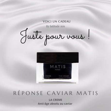 La crème au caviar anti-âge 50ml
