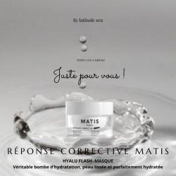 HYALU FLASH - masque gel, bombe d'hydratation - A1010081