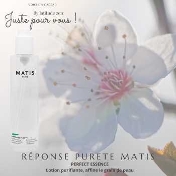 Perfect essence - lotion purifiante, affine le grain de peau A0610041