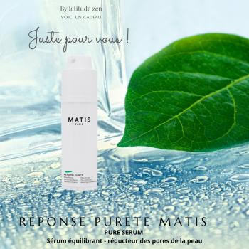 PURE SERUM - sérum équilibrant, réducteur de pores