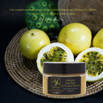 gommage exfoliant corps passion MySpa