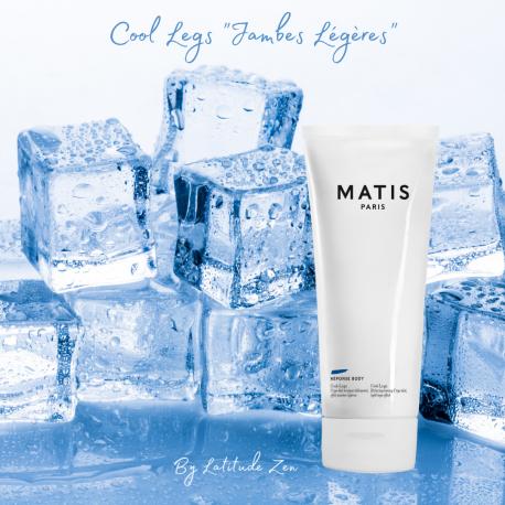 Cool legs - cryo gel tonique délassant, effet jambes légères