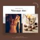 Massage duo relaxant beurre de karité parfumé 90 minutes