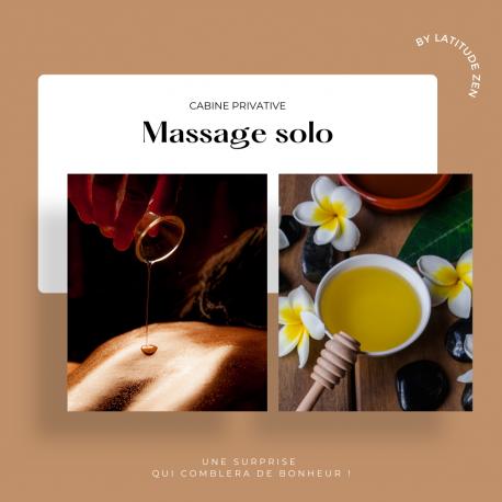Massage modelage relaxant aux huiles essentielles chaudes 90 minutes