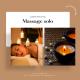 Massage solo relaxant à la bougie 90 minutes