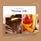 Massage solo relaxant aux huiles chaudes 90 minutes