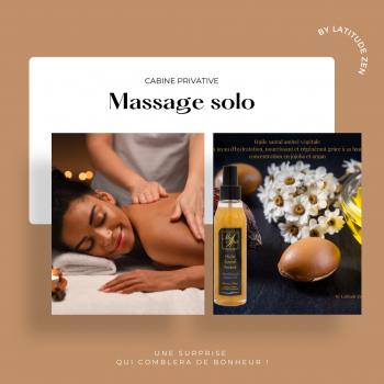 Voyage luxueux à Dubaï - santal ambré - massage