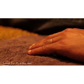 Soin manucure massage des mains à la bougie cire de soja 45 min
