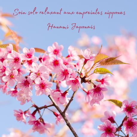 Soin relaxant aux empreintes nippones solo Hanami Japonais