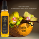 Voyage à l'Ile de la Réunion - gousse de vanille - soin du corps solo latitude zen