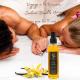 Voyage à l'Ile de la Réunion - gousse de vanille - soin du corps duo