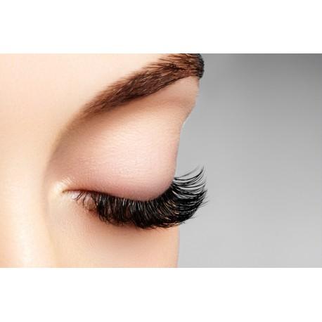Extensions de cils fibre de soie,  un regard envoûtant et naturel !