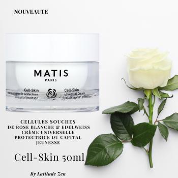 Cell Skin crème universelle protection du capital jeunesse