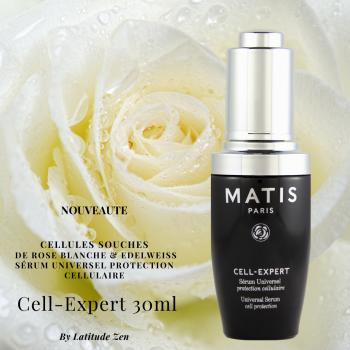 Cell Expert - cellules souches de rose blanche et acide hyaluronique 30 ml